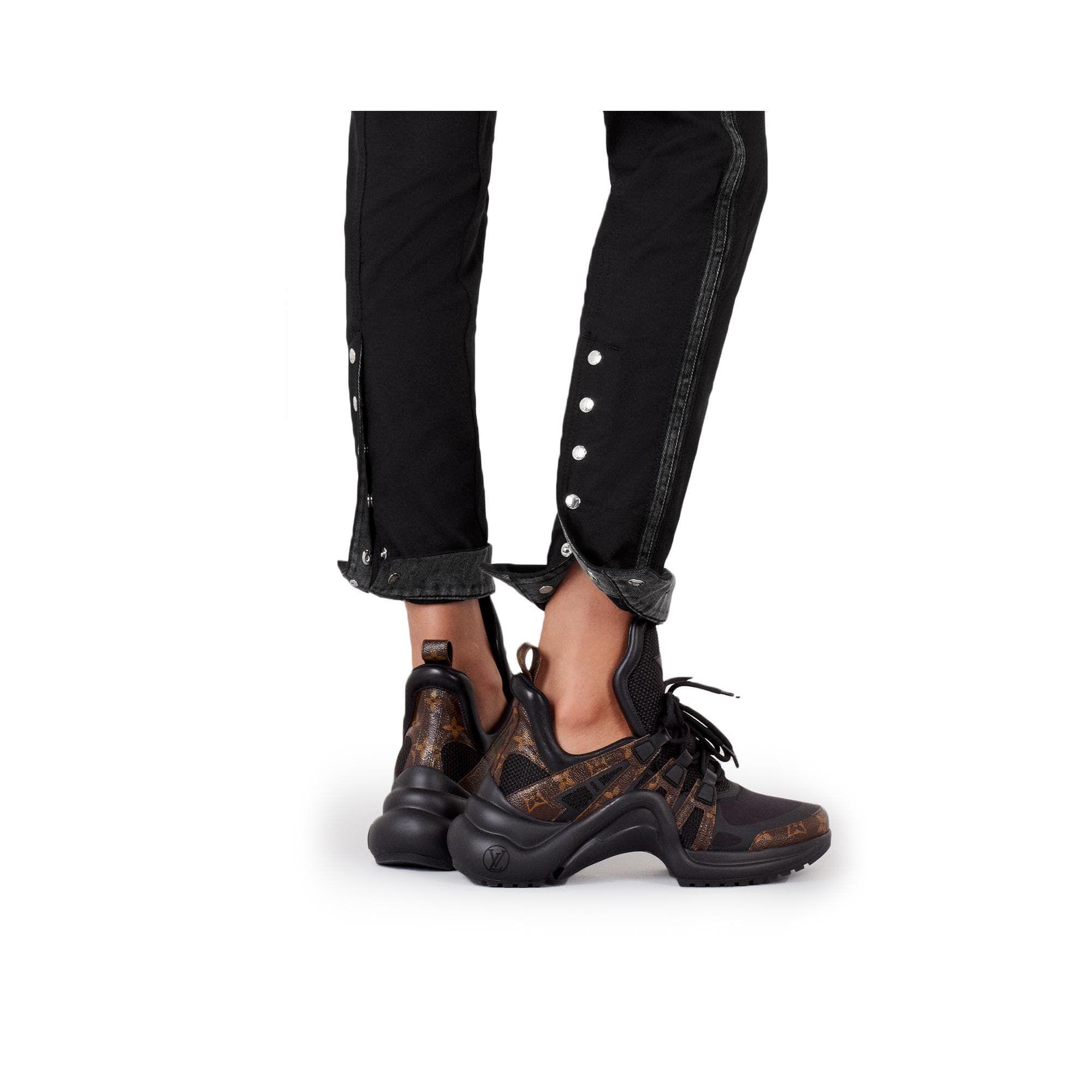 Lv Archlight Sneaker Shoes Louis Vuitton Louis Vuitton Shoes Sneakers Louis Vuitton Shoes Cute Sneaker Outfits