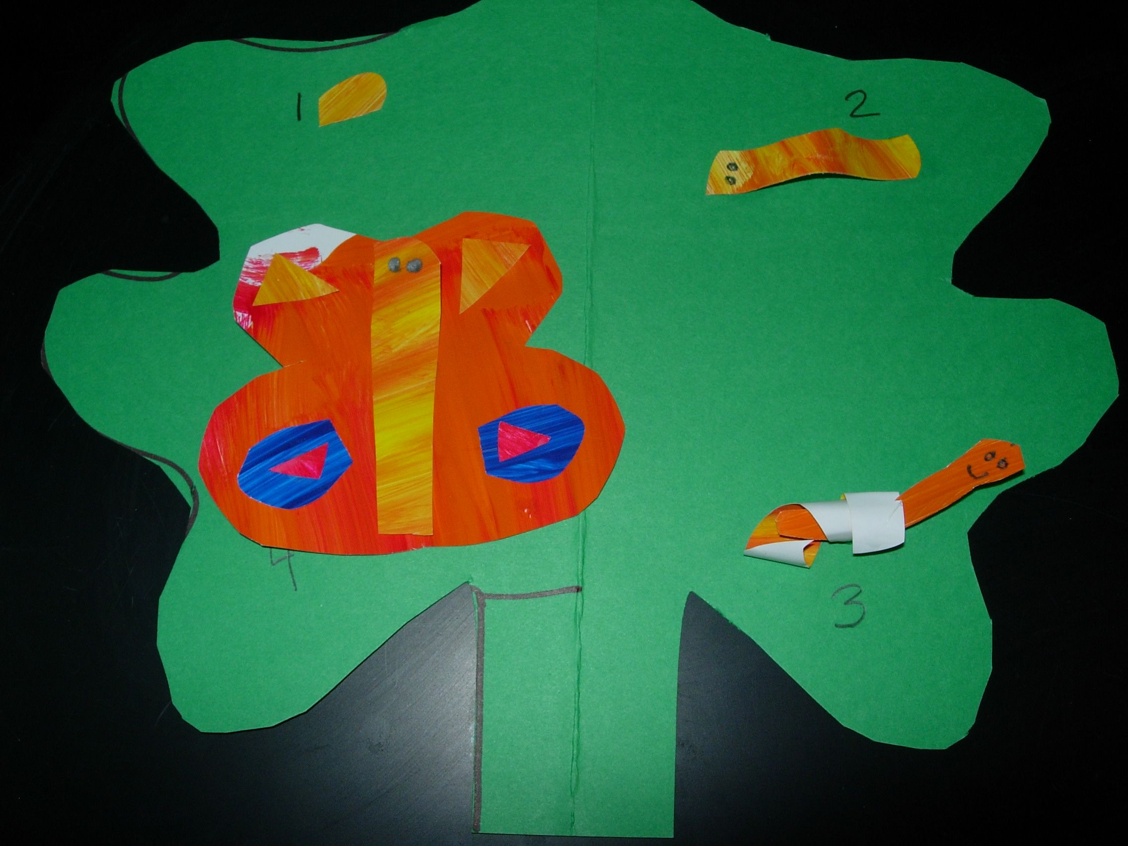 The Very Hungry Caterpillar Life Cycle Of A Butterfly