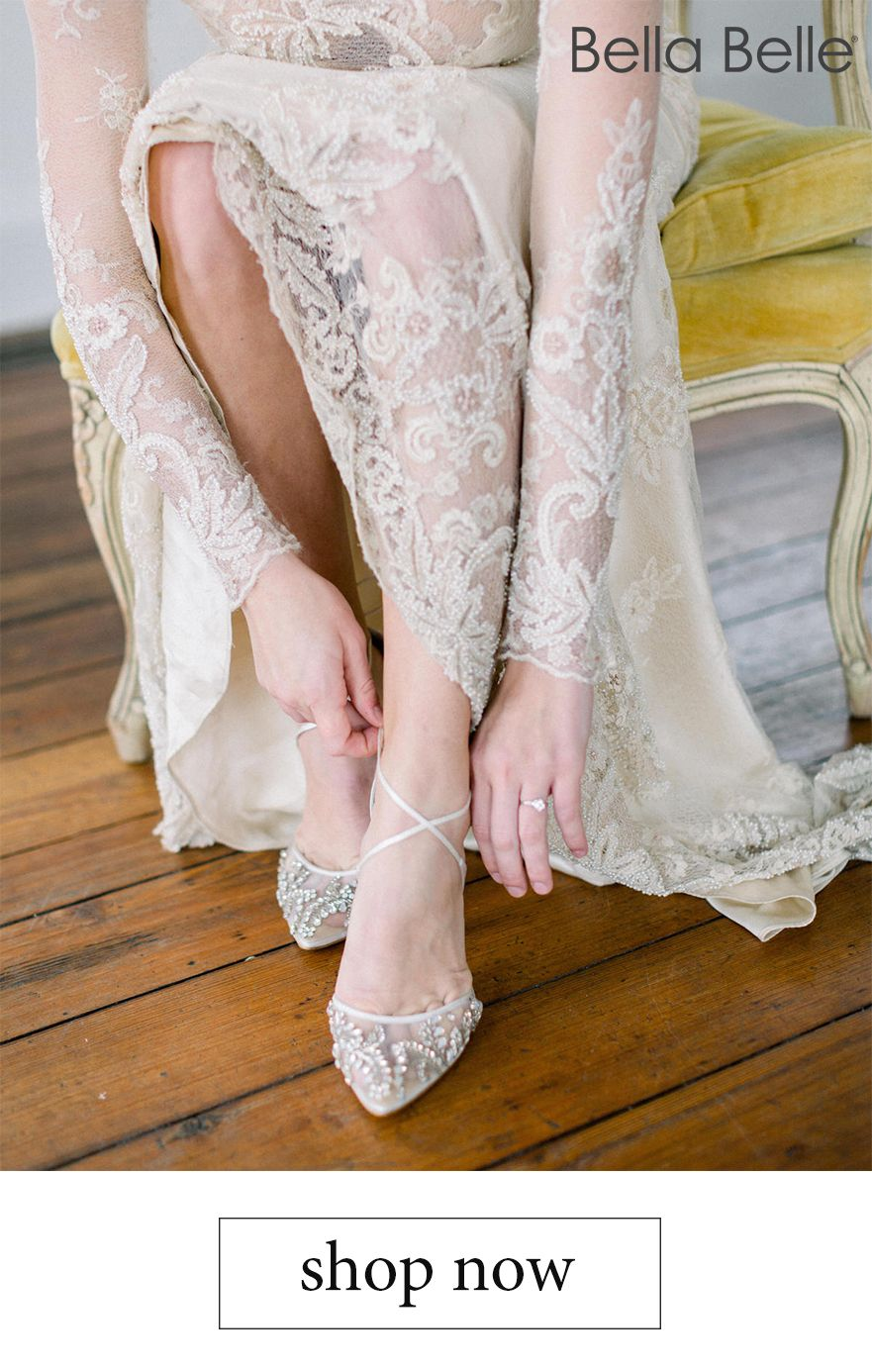 No Boring Or Uncomfortable Wedding Shoes Here Known For Our