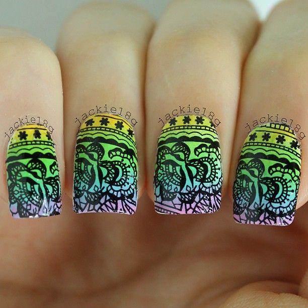 Instagram photo by jackie18g #nail #nails #nailart | *Swell Nails ...