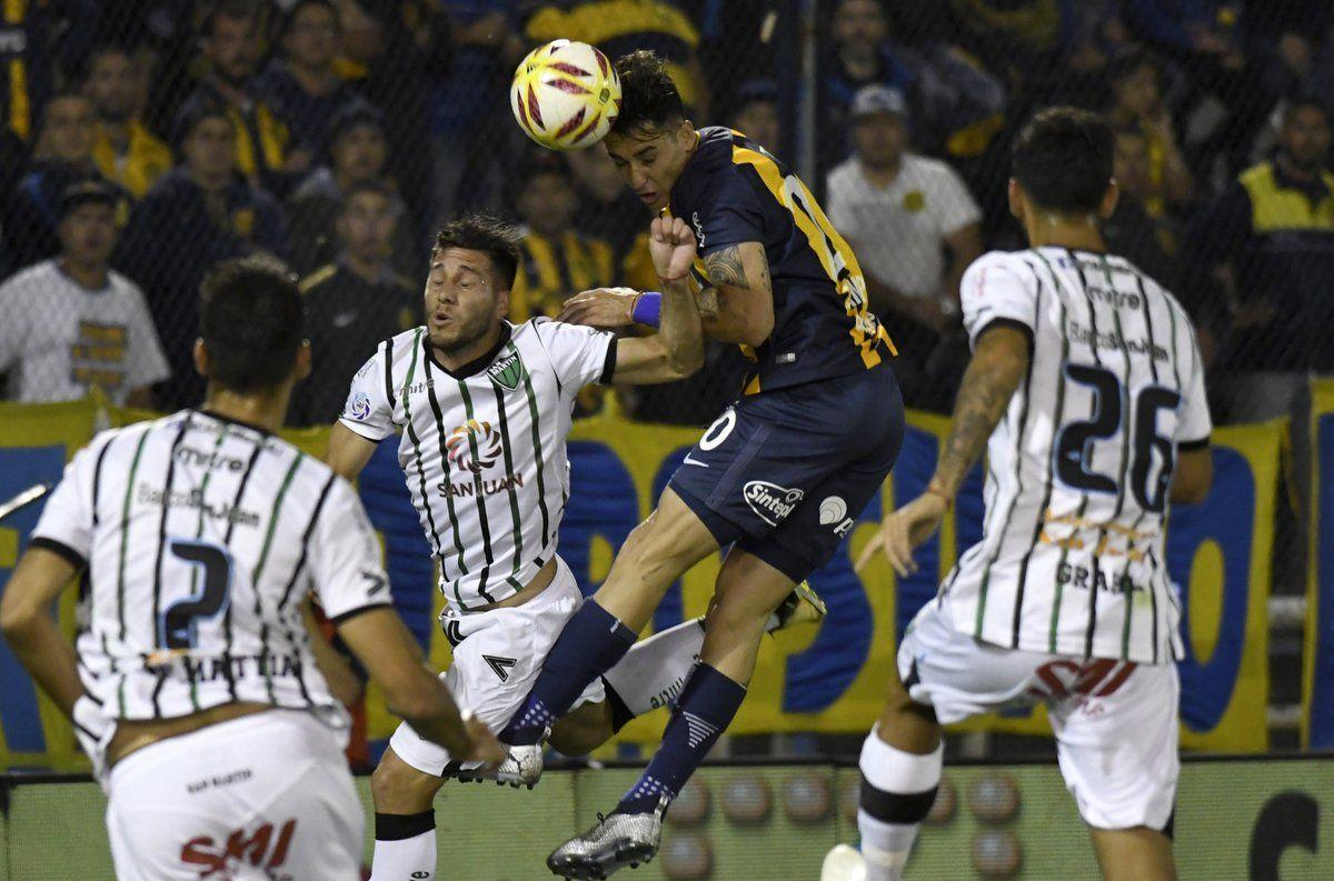 Superliga Central consiguió una sufrida victoria sobre