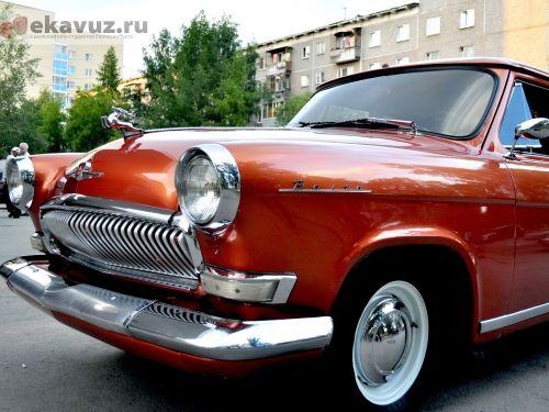эксклюзивные автомобили - Volga GAZ 21 USSR (Gorki Auto Zavod Russia)