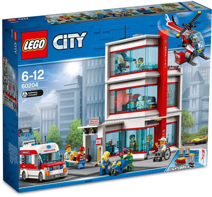 Lego City Hospital 60204 City Hospital Lego Hospital Lego City Sets