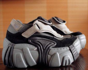 SWEAR costume Cyber Club Kid platform shoes Unisex