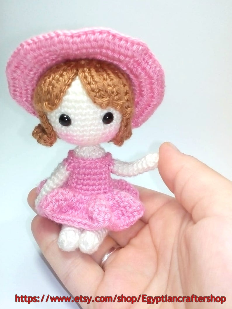 Awesome and Cute Crochet Little Amigurumi Doll Images and Ideas ... | 1058x794
