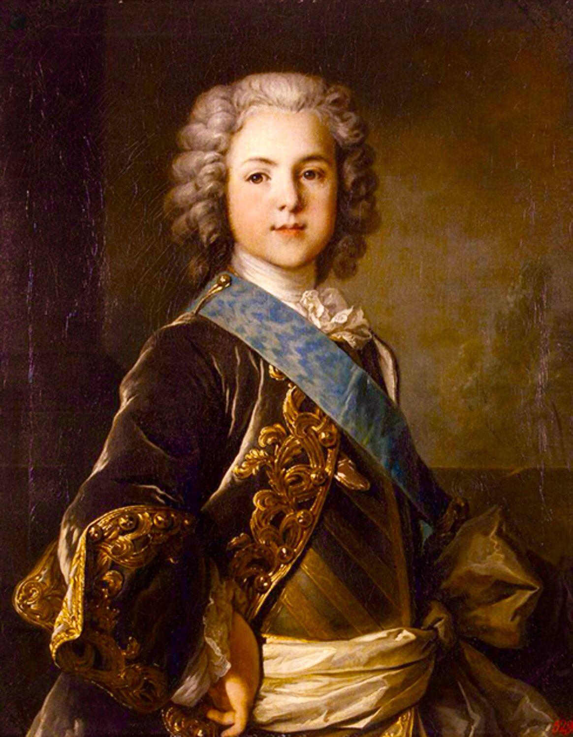 Resultado de imagen para rey de francia delfín Louis
