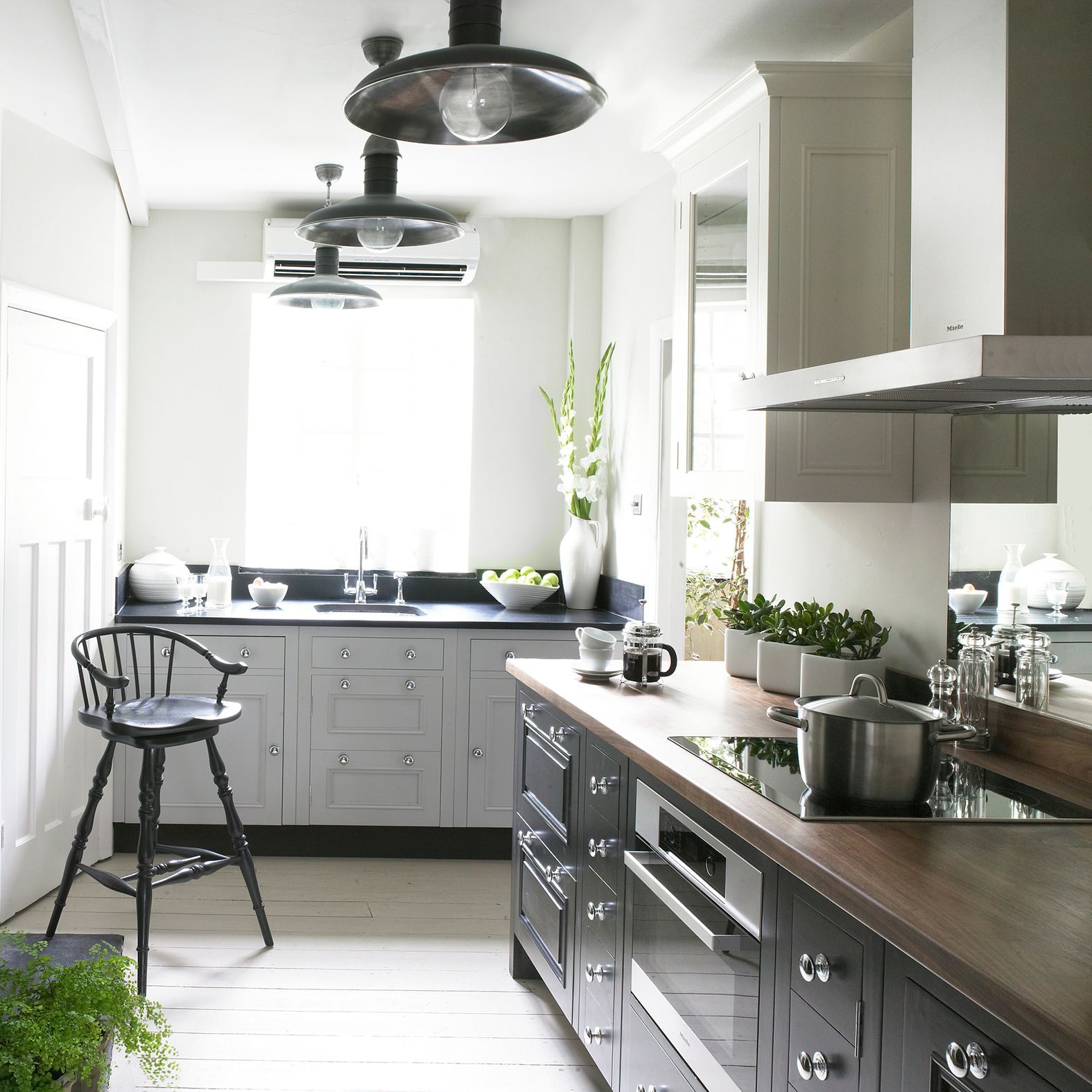 Grey kitchen ideas that are sophisticated and stylish | Gray ...