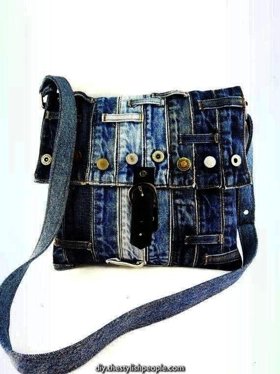 Blue denim crossbody Denims faculty bag Journey bag Flap jean bag Unisex bag Cloth Source by saturnpro and purses crossbodyGreat Denim recycled bag Blue denim crossbody D...