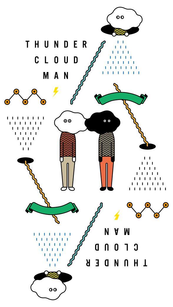 THUNDER CLOUD MAN 2