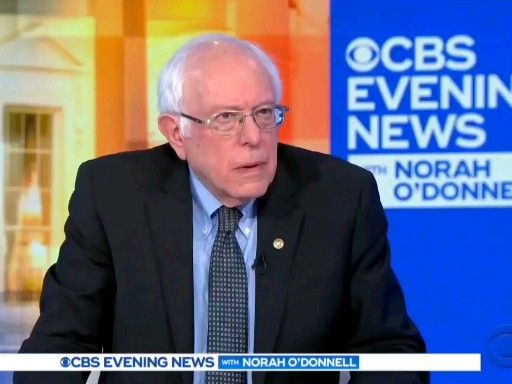 , Bernie Sanders quickly describes his presidential gameplan., My cartoon Blog, My cartoon Blog
