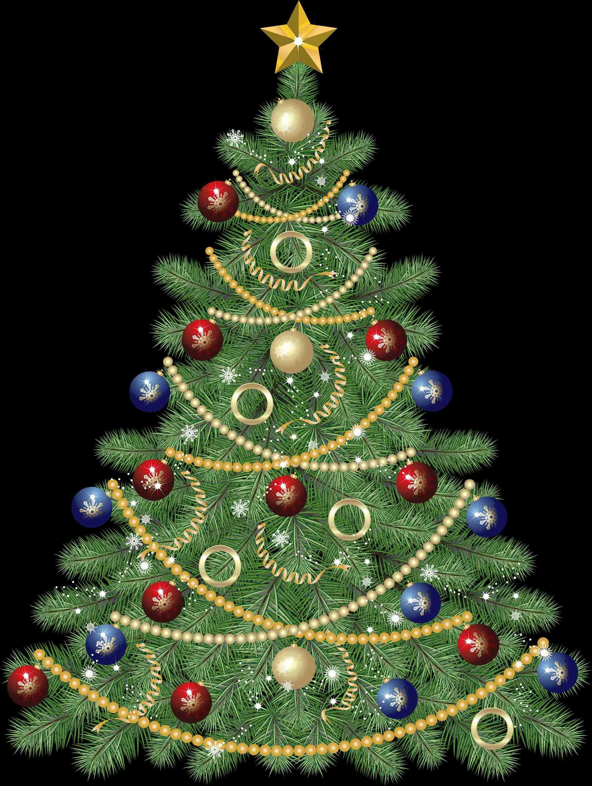 New Post-christmas tree with presents clipart-Trendingcheminee.info ...