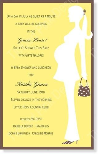 Sunshine Bliss Invitation Baby Shower Program Invitations Baby Shower