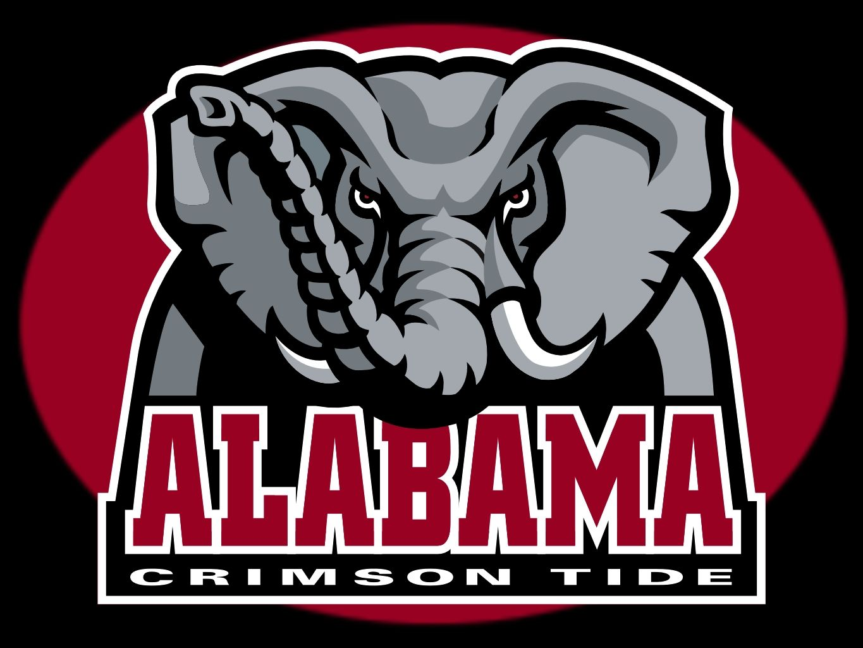 Alabama Crimson Tide Football Logo Alabama elephants