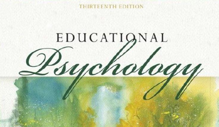Educational Psychology Woolfolk Pdf