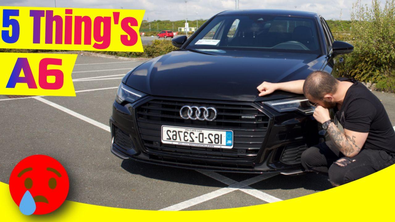 5 Things I Don T Like About Audi A6 2018 2019 2020 Audi A6 Audi Audi R