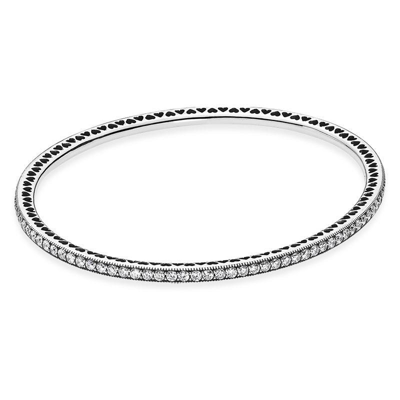 Pandora Armband Funkelnder Liebes-Armreif 590511CZ