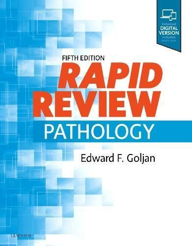 Rapid Review Pathology 5th Edition PDF | PDF Free Medical Books ...