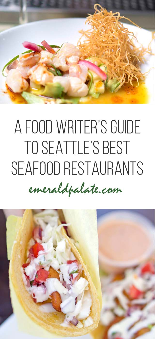 The Best Fish Restaurants In Seattle In 2020 Best Fish Restaurant Seafood Restaurant Best Seafood Restaurant