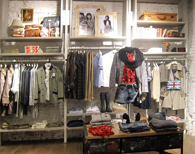 Pepe Jeans London by thinkretail, via Flickr