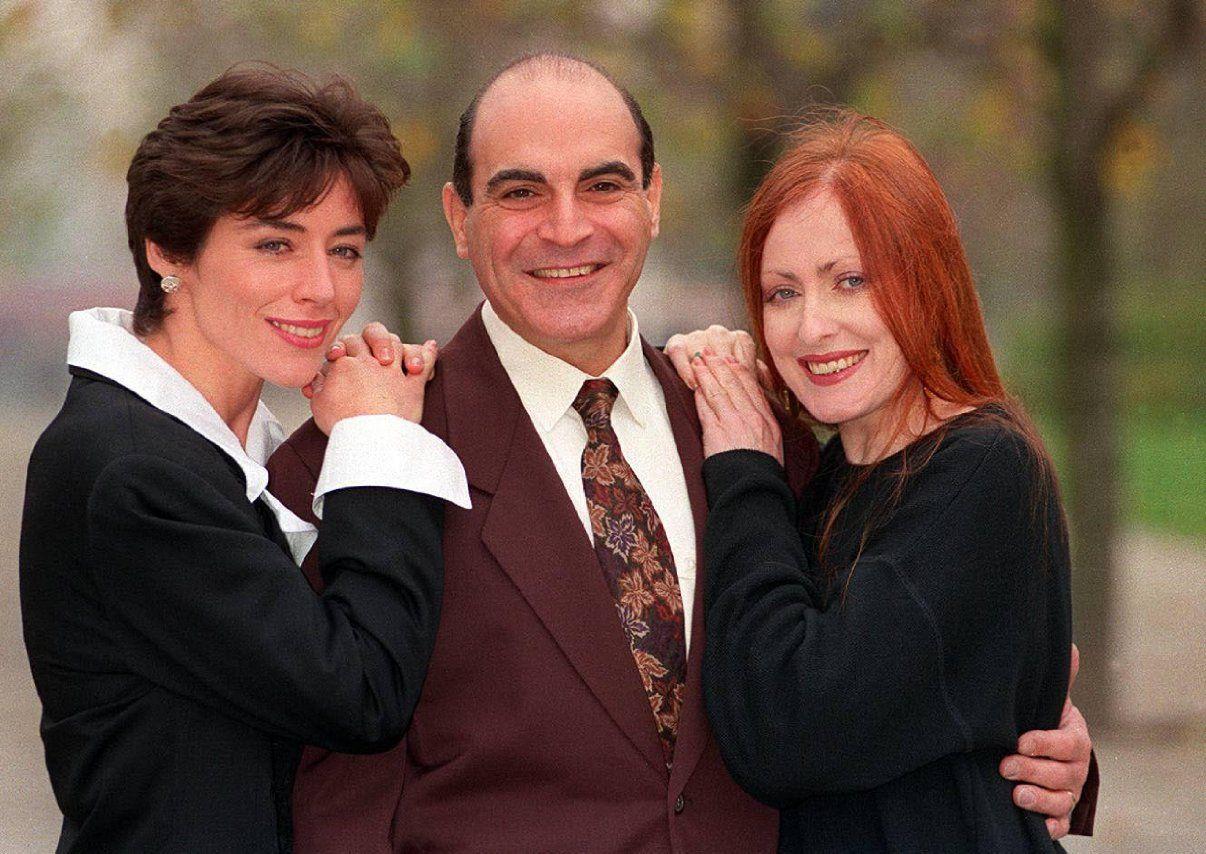 Pauline Moran husband