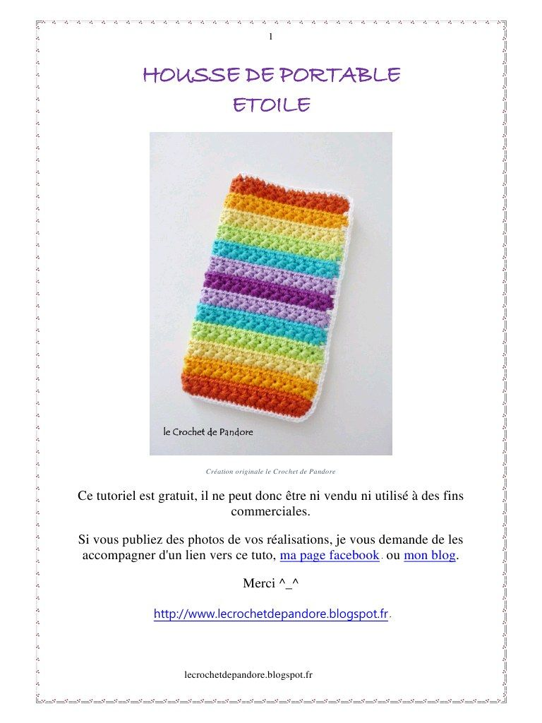 Tuto housse portable étoile .pdf - Fichier PDF