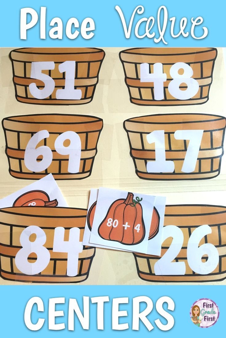 place value centers educational finds and teaching treasures pinterest math worksheets and students jpg 735x1100 digit [ 735 x 1100 Pixel ]