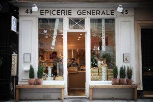 Epicerie générale - Paris