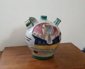 Brocca ceramica vietri avallone anni 30 pinterest