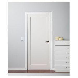 Corinthian Moda 1 Door 2040x820x35mm Hamptons House Interior Internal Doors Doors Interior