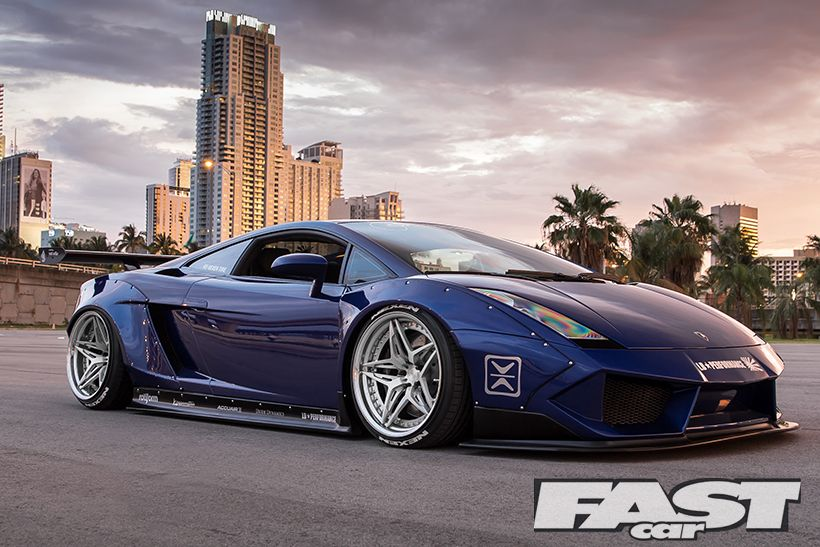 Fast 8 Liberty Walk Lamborghini Gallardo Luxury Cars Supercars