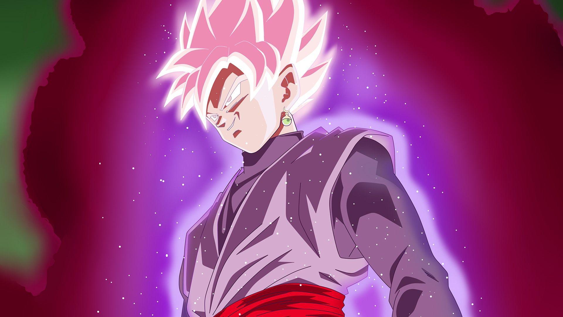 Goku Black Super Saiyan Rose Dragon Ball Super Anime 12033 Super Saiyan Rose Goku Black Super Saiyan Goku Black
