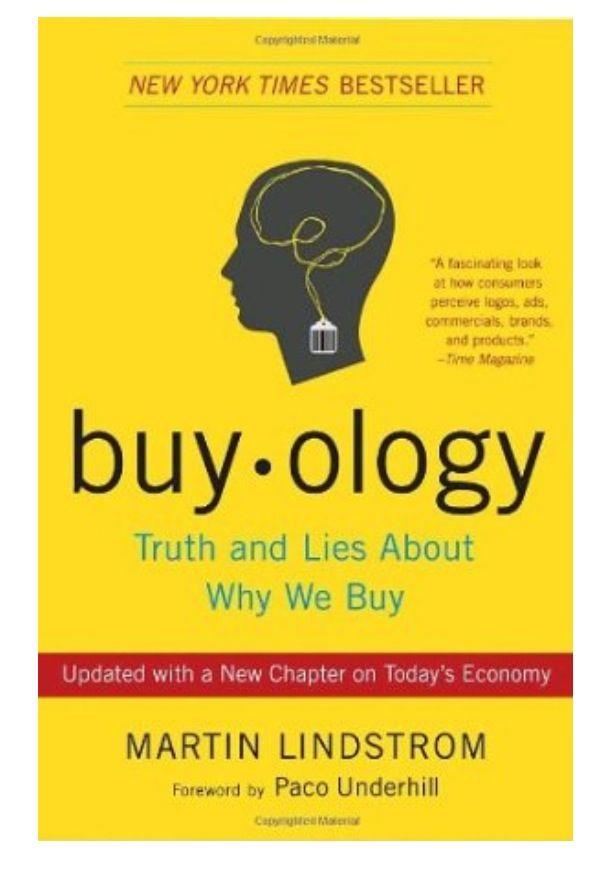 Buy ology - why we buy the things we buy