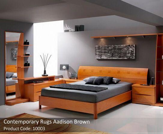 Image from http://www.rugsandblinds.com/wp-content/uploads/2013/04/Brown-and-Orange-Modern-Rug.jpg.