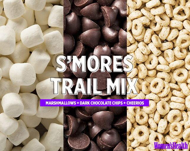 3 Trail Mix Recipes That Are SO Much More Fun Than GORP