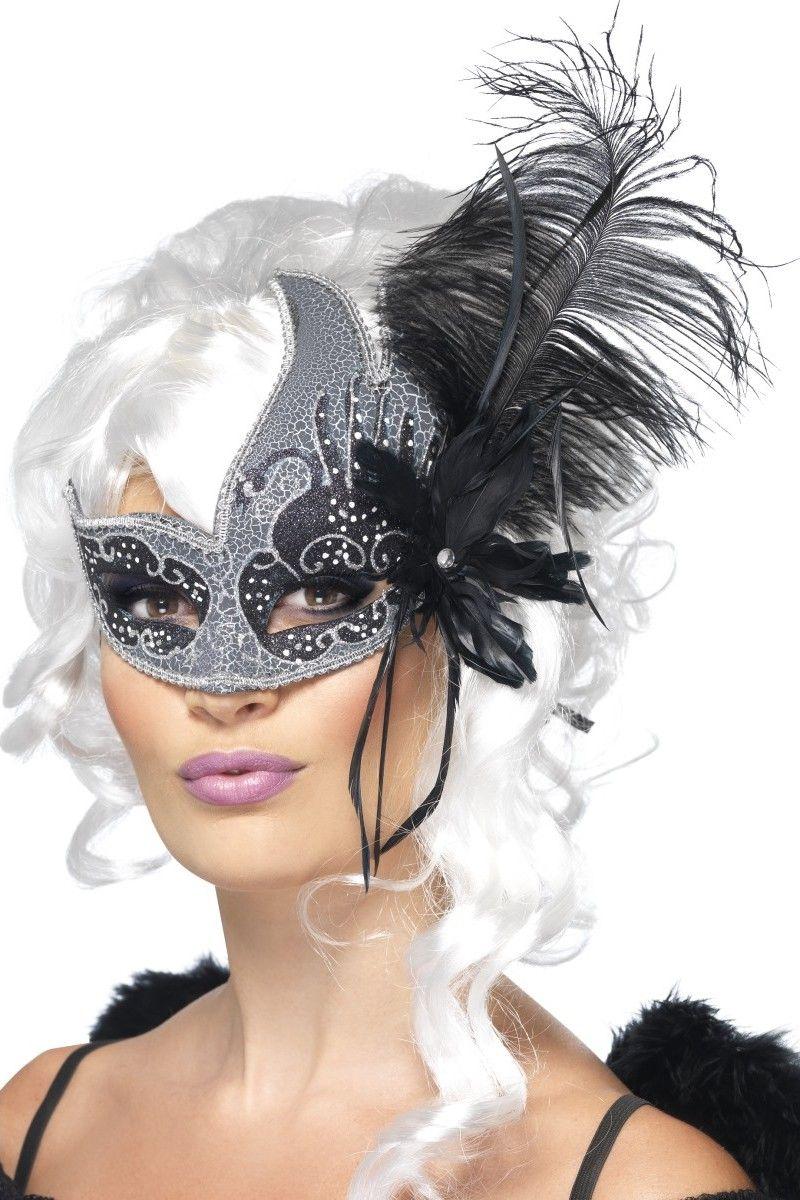 Venezianische Masken Domino In Venedig Handgemacht!