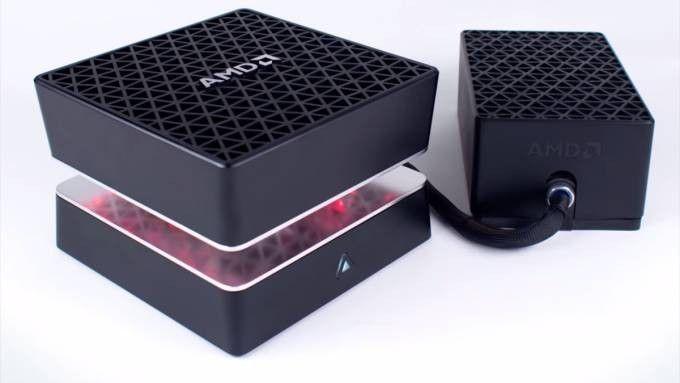 Project Quantum Is A Platform For Small Form Factor Desktop