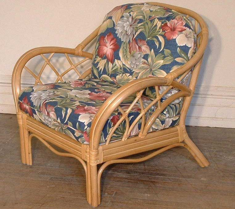 Deep Seating Rattan Chair Cushion Set With Images Wicker