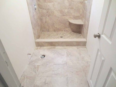 Part 2 How To Tile Shower Stall Or Tub Walls Where Start