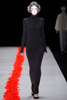 Dimaneu Russia Fall 2015 Fashion Show: Complete Collection - Style.com