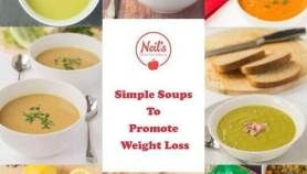 My Best Healthy Low Calorie Soup Recipes For Weight Loss images