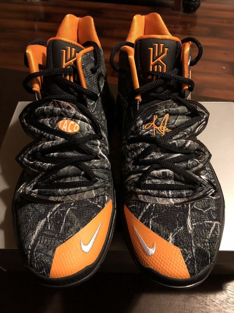 f0650cb6cb Nike Kyrie 5 Taco PE Size 9 LIMITED Edition | Mens Fashion in 2019 ...