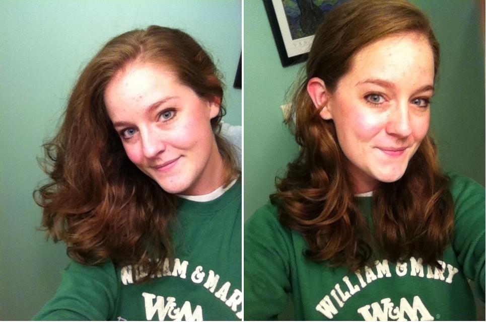 Sock Curls!  Thanks @Loepsie #sockcurls