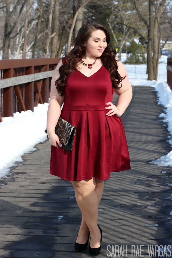 valentines day in fashion to figure plus size fashion - Plus Size Valentine Dresses