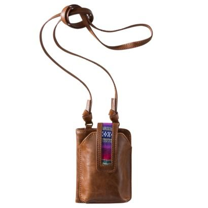 Mossimo Supply Co. Brown Mally Phone Case