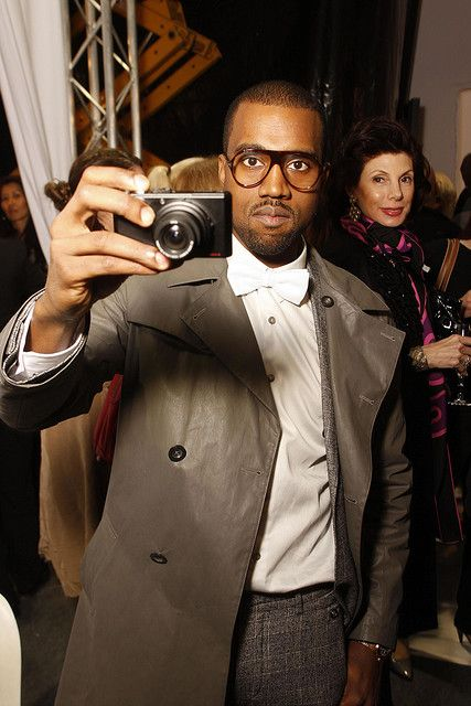 Kanye West Yves Saint Laurent Backstage Fw 2008 Kanye West Kanye Yves Saint Laurent