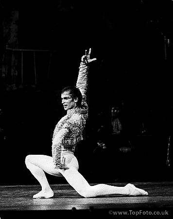 Topfoto Gallery Rudolf Nureyev Ballett Rudolf Nurejew Balett
