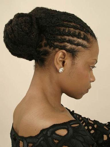 Die Stilvolle Afro Frisuren Sperren | Kurzhaarfrisuren | Pinterest