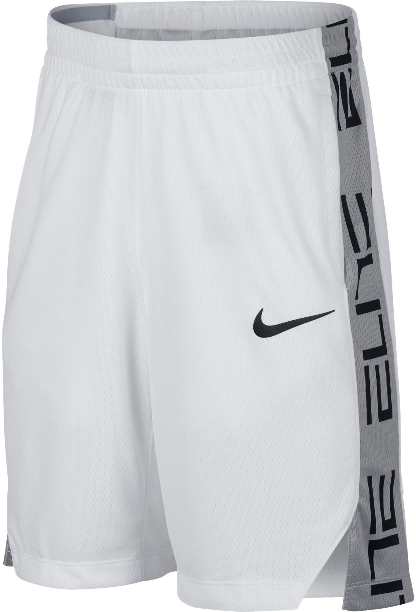 2a39f522d986 Nike Boys  Dry Elite Graphic Basketball Shorts