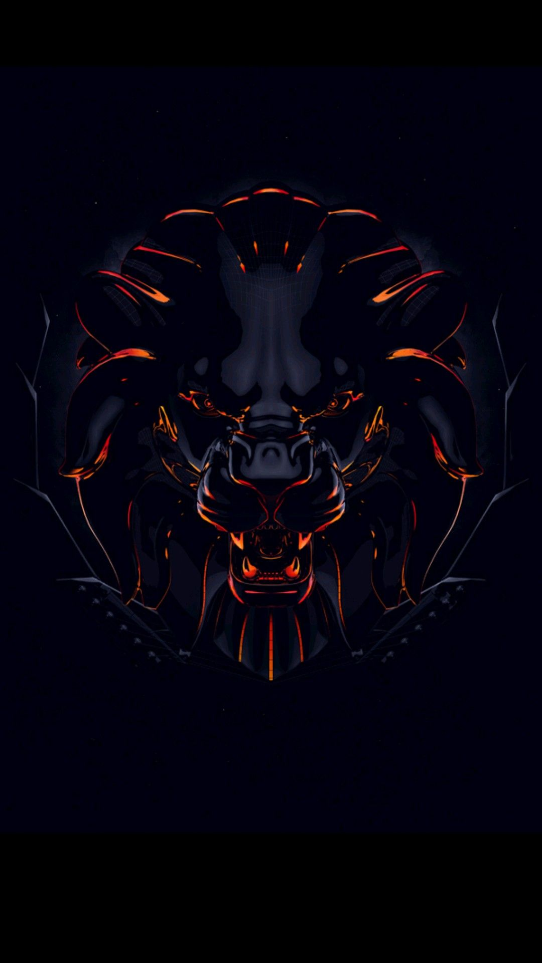 Cyber Lion Badass Wallpaper Lion Pictures Animated Lion