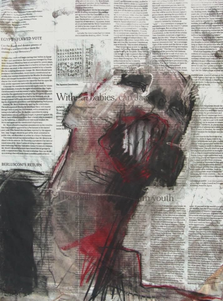 Emotion by Guy Denning... - | Anatomy, Guy and Contemporary artists